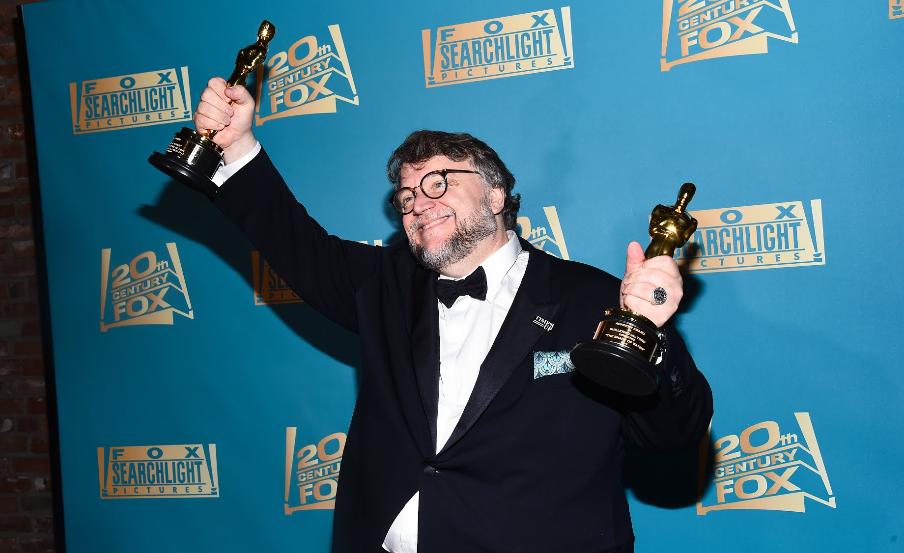 Guillermo Del Toro90th Annual Academy Awards, FOX After Party, Arrivals, Los Angeles, USA - 04 Mar 2018